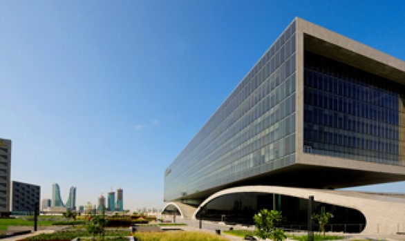 Arcapita Bank HQ,</br> Bahrain Bay, Bahrain