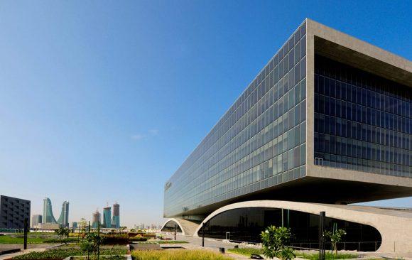 Arcapita Bank HQ, Bahrain Bay, Bahrain