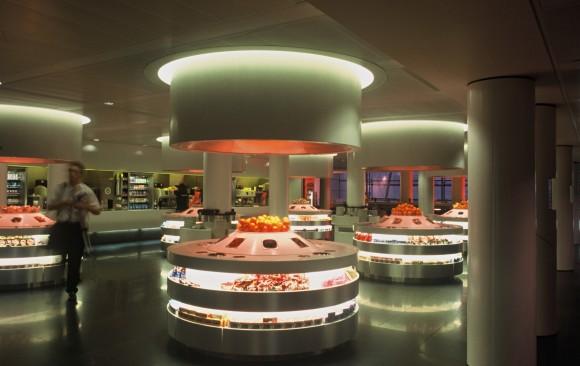 Bloomberg Headquarters, </br> London