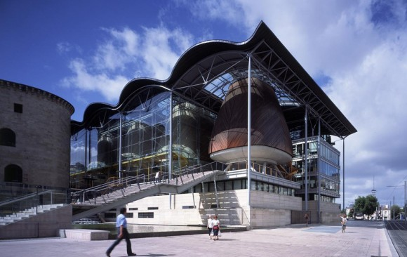 Bordeaux Law Courts, </br> France