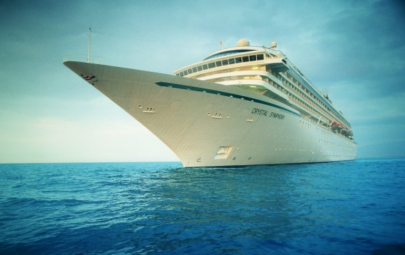 Crystal Symphony </br> Cruise Ship Refurbishment 2012
