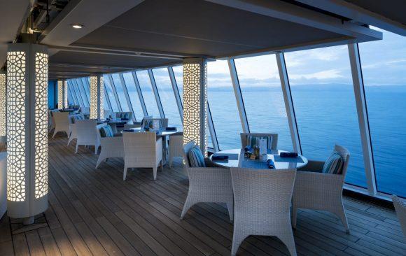Crystal Serenity, Cruise Ship Refurbishment 2013