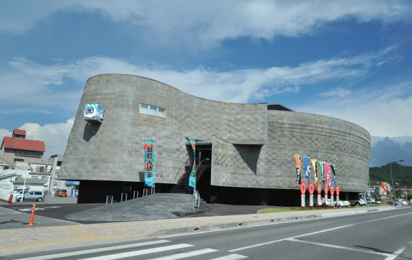 Awaji Doll Joruri Pavilion, Japan