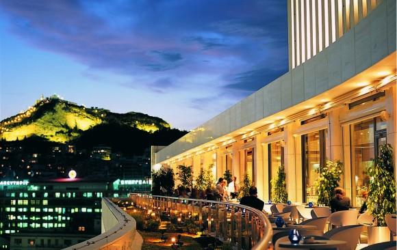 Hilton Hotel,</br> Athens