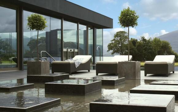 ESPA, The Europe Hotel & Resort, </br> Killarney, Ireland