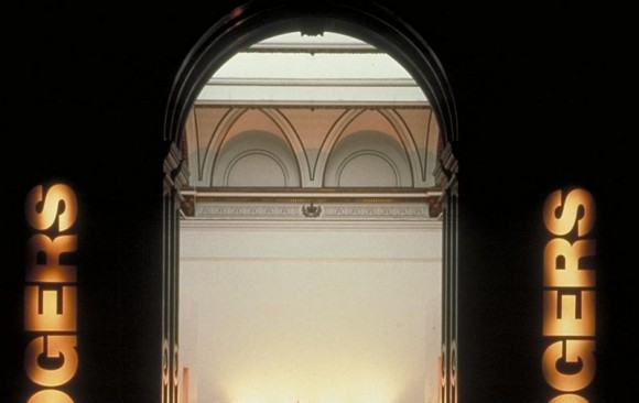 'Three Architects' Exhibition, </br> London