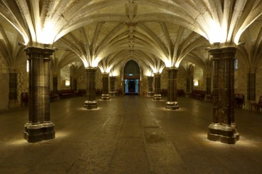 Guildhall London Crypts