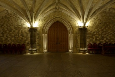 Guildhall London Crypts </br>
