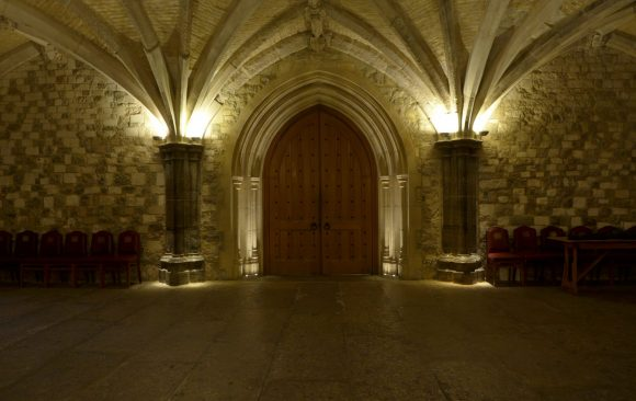 Guildhall London Crypts, London