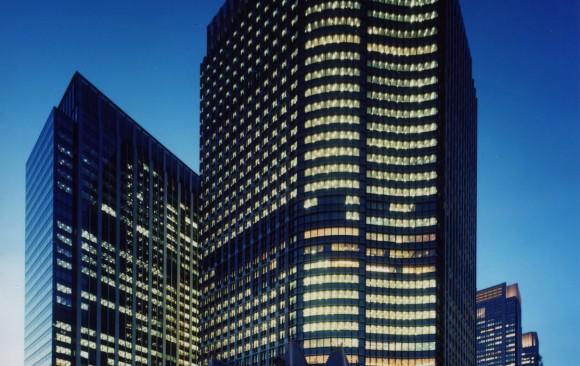 No.1 Building Marunouchi & Park Tower, </br> Tokyo