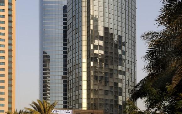 Media One Office Lobby, </br> Dubai