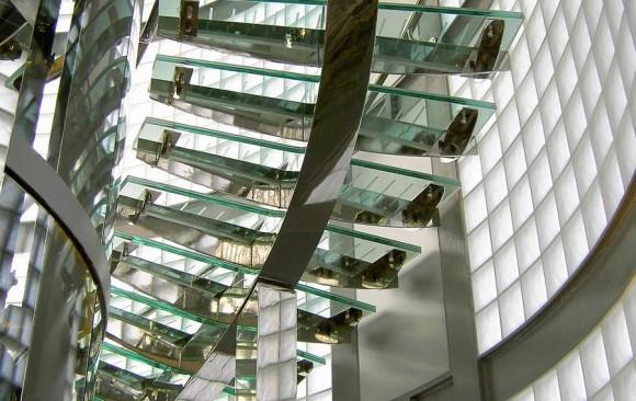 Emirates Tower Boulevard, </br>Dubai