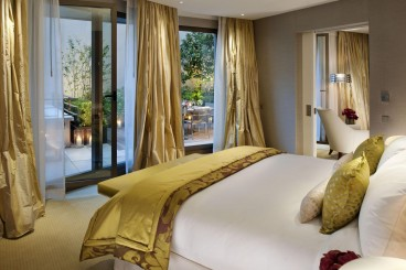 Royale Mandarin Suite, Mandarin Oriental Hotel, Paris