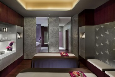 The Spa, Mandarin Oriental Hotel, Paris