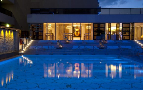 Siddharta Lounge, Grosvenor House Hotel, Dubai