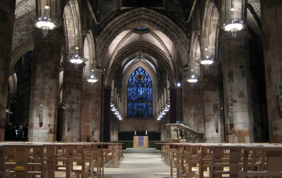St Giles Cathedral, Edinburgh