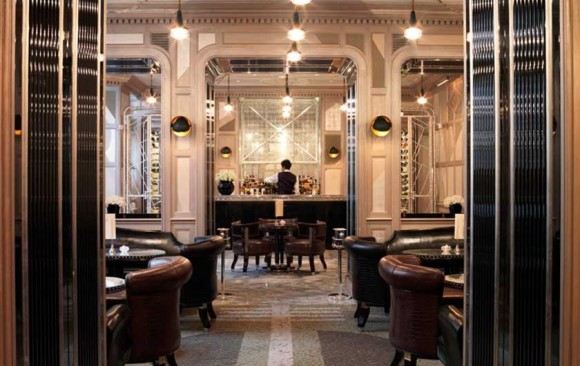 The Connaught Bar, Connaught Hotel,  London