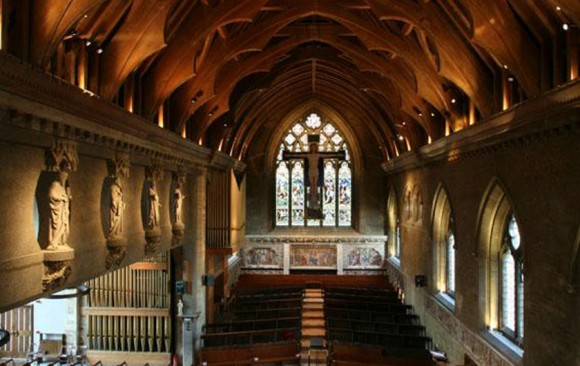 Uppingham School Chapel,</br> Leicestershire