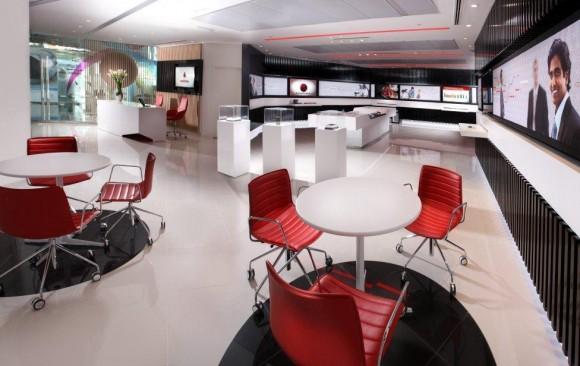 Vodafone Customer Experience Centre (CEC), Qatar