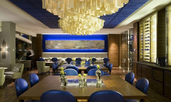 Four Seasons Hotel Moscow Dpa Lighting Consultants