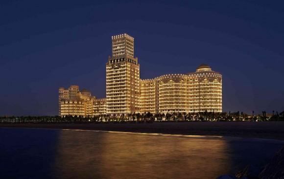Waldorf Astoria, </br> Ras Al Khaimah