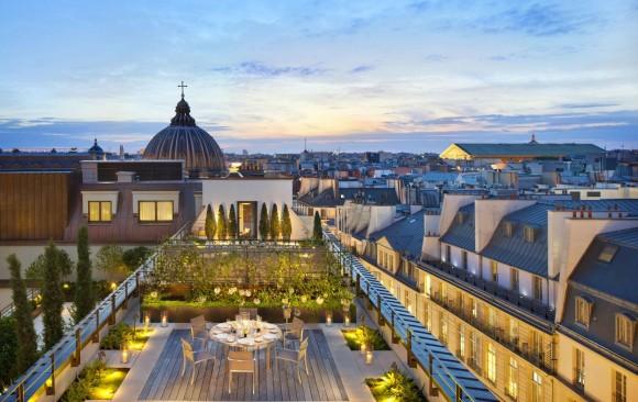 Mandarin Oriental, </br> Paris