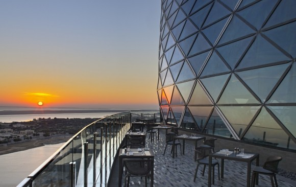 Capital Gate, </br> Abu Dhabi
