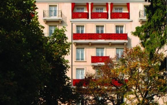Le Richemond Hotel, </br> Geneva