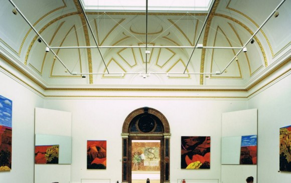 Royal Academy, </br> London