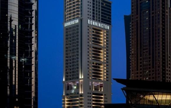 Bonnington Towers, </br> Dubai