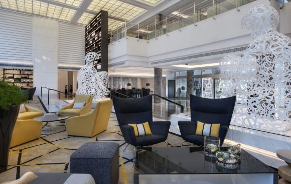 Le Royal Meridien Hotel, </br> Abu Dhabi