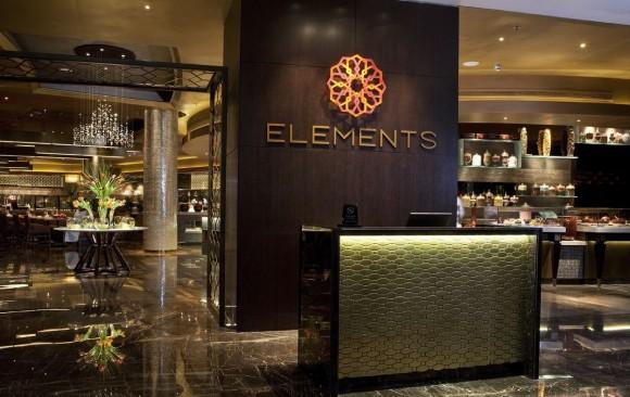 Elements Restaurant, </br> Riyadh