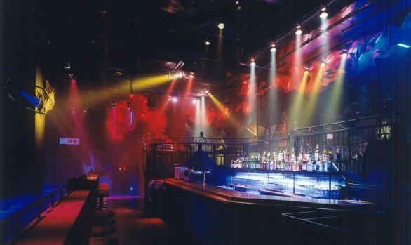 Xy Nightclub, </br> Japan