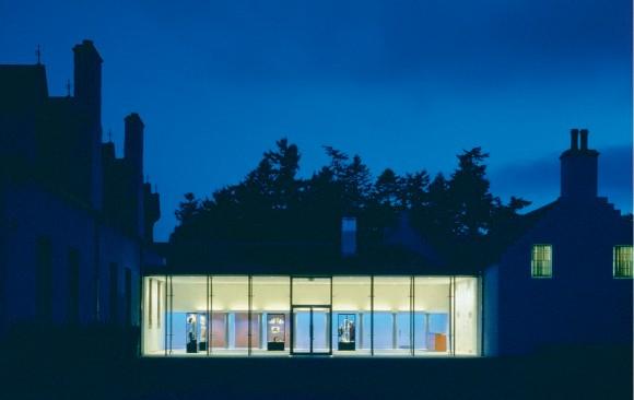 Blair Castle Visitors Centre,</br> Scotland