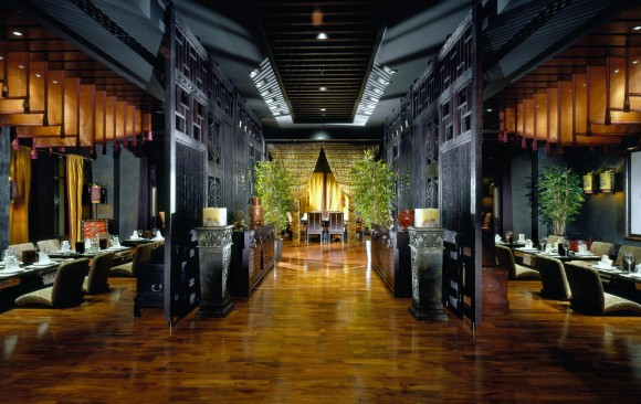 The Buddha Bar, </br> Dubai