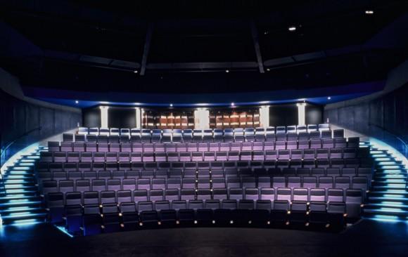 Byre Theatre, St. Andrews, </br> Scotland