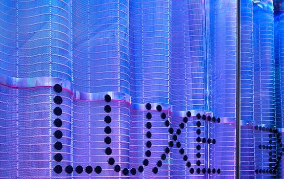Luxe Nightclub, </br> Crystal Symphony Cruise Ship