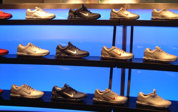 Niketown, Oxford Street </br> London