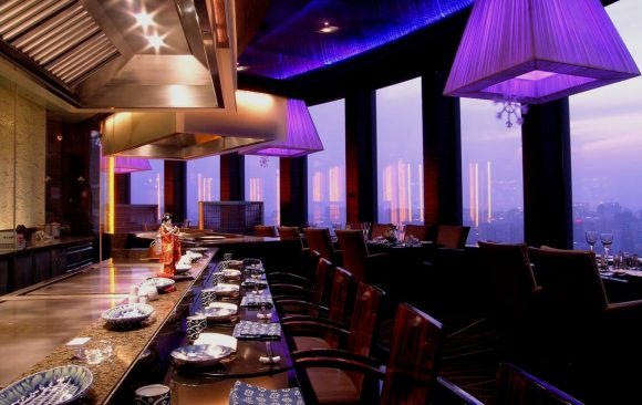 The Summit Club Revolving Restaurant, Hotel Kunlun, Beijing