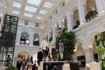 H&M Melbourne, Australia </br> &nbsp