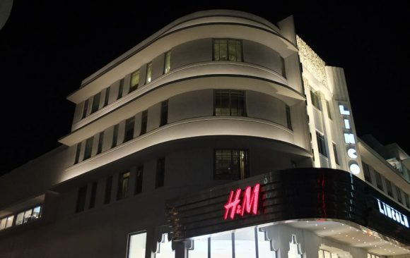 H&M Store, Lincoln Road, South Beach, Miami