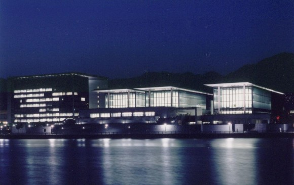 Hyogo Prefectural Museum of Art, </br> Osaka