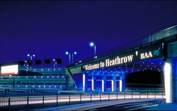 London Heathrow </br> Northern Entrance