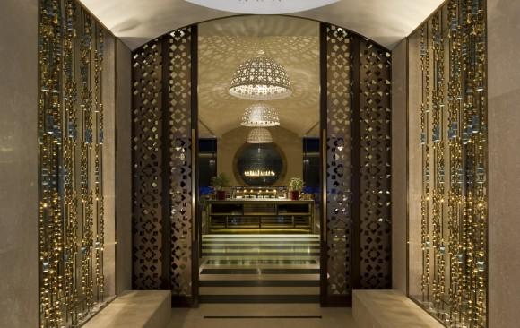 Mosaic - Phoenicia InterContinental, Beirut