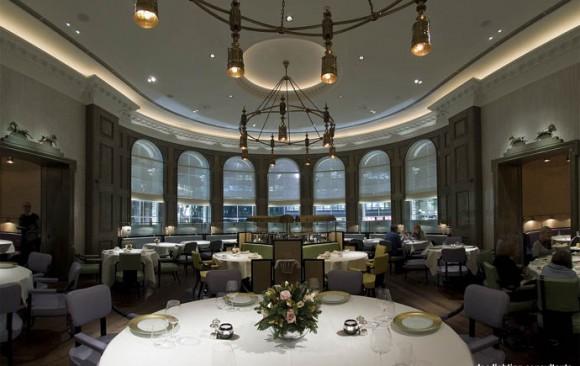 The Landau Restaurant, </br> London