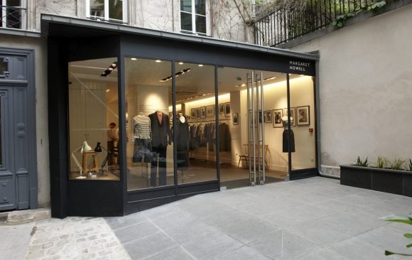 Margaret Howell Store, Paris