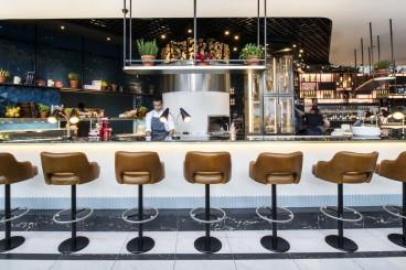 The Perfectionists' Café, London Heathrow Terminal 2