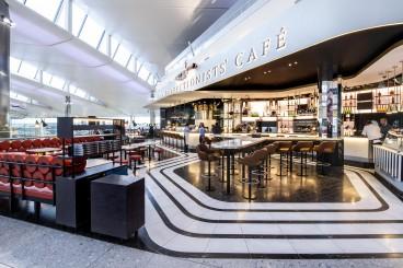 The Perfectionists' Café - London Heathrow Terminal 2