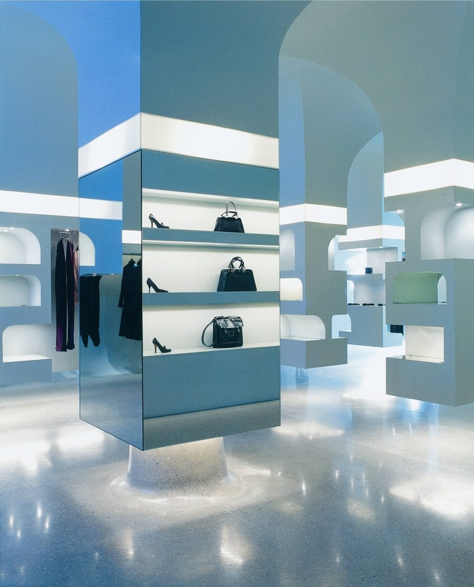 on sale 48780 99e36 Alexander McQueen Store, New York - dpa lighting consultants ...