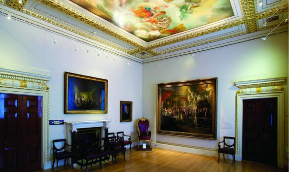 Royal Academy Fine Rooms, </br> London